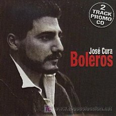 CDs de Música: JOSÉ CURA / COMO YO TE AMÉ - TE EXTRAÑO (CD SINGLE 2002). Lote 6215527
