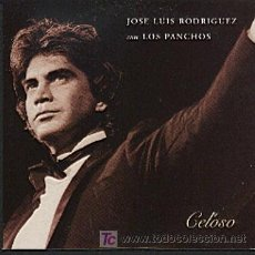 CDs de Musique: JOSE LUIS RODRIGUEZ CON LOS PANCHOS / CELOSO (CD SINGLE 1999). Lote 6233487