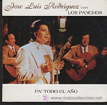 JOSE LUIS RODRIGUEZ CON LOS PANCHOS / PA´ TODO EL AÑO (CD SINGLE 1999) (Música - CD's Latina)