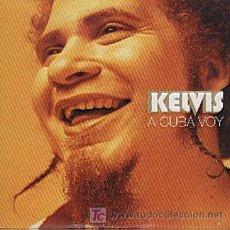 CDs de Música: KELVIS / A CUBA VOY (CD SINGLE 2001). Lote 6419437