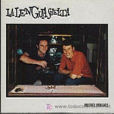 CDs de Música: LA LENGUA SUELTA / AMORES URBANOS (CD SINGLE 2002). Lote 6429657