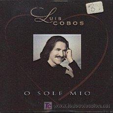 CDs de Música: LUIS COBOS / O SOLE MIO (CD SINGLE 1998). Lote 6441260