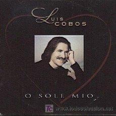 CDs de Música: LUIS COBOS / O SOLE MIO (CD SINGLE 1998). Lote 6441295