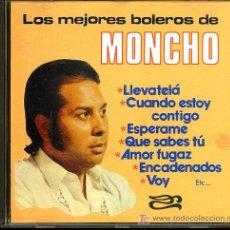 Moncho - Los mejores boleros de Moncho - 1992
