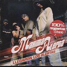 CDs de Música: MAXIMA ALERTA / LLEGARON LOS ALERTAS (CD SINGLE 2004). Lote 6526167