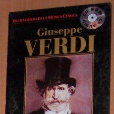 CDs de Música: CD: ENCICLOPEDIA DE LA MÚSICA CLÁSICA: VERDI (POWER CD). Lote 6724386