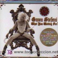 CDs de Música: CD PROMO - OWEN STEFANI / WHAT YOU WAITING FUR?. Lote 6755330