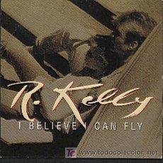 CDs de Música: R. KELLY / I BELIEVE I CAN FLY (CD SINGLE 1995). Lote 6760645