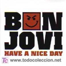CDs de Música: CD PROMO - BON JOVI / HAVE A NICE DAY. Lote 6763159