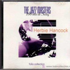 CDs de Música: CD HERBIE HANCOCK. Lote 6986348
