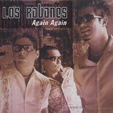 CDs de Música - LOS RABANES / Again again (CD Single 2000) - 7019467