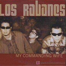 CDs de Música - LOS RABANES / My commanding wife - Versión (CD Single 2000) - 7019525