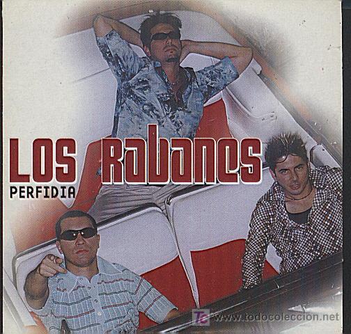 LOS RABANES / PERFIDIA - MY COMMANDING WIFE (CD SINGLE 2000) (Música - CD's Latina)