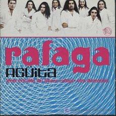 CDs de Música: RÁFAGA / AGÜITA (CD SINGLE 2001). Lote 7030314