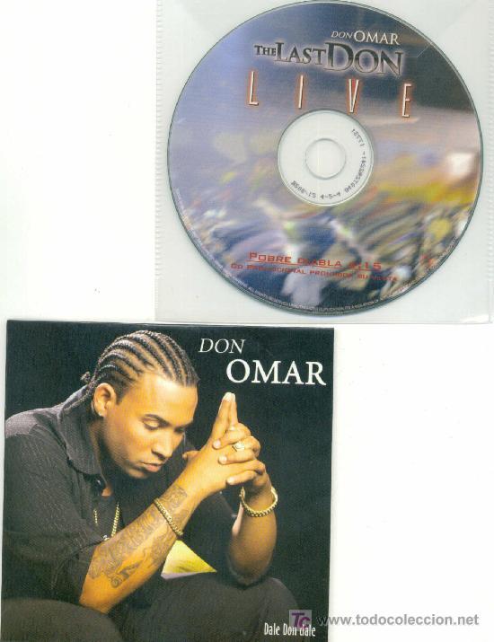DON OMAR. (2CDS) DALE DON DALE. POBRE DIABLA (2004) (Música - CD's Pop)