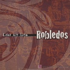 CDs de Música: ROBLEDOS / LOBO SIN LUNA (CD SINGLE 2004). Lote 7080644