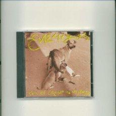CDs de Música: LOS ENEMIGOS. TRAS EL ÚLTIMO NO VA NADIE (CD-ALBUM 1994). Lote 111722415