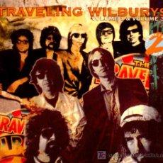 CDs de Música: TRAVELING WILBURYS VOLUME 1 & VOLUME 3. Lote 7093689