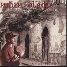 CDs de Música - RUBEN BLADES / Amor mudo (CD Single 1997) - 7099622
