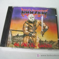 CDs de Música: CD PANZER AL PIE DEL CAÑON SPANISH HEAVY METAL. Lote 113232756