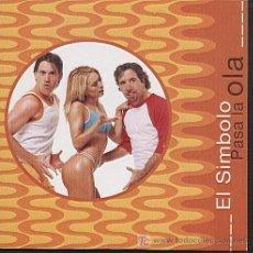 CDs de Música: EL SIMBOLO / PASA LA OLA (CD SINGLE 2003). Lote 7185709