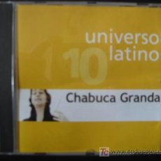 CDs de Música: (7012) CHABUCA GRANDA UNIVERSO LATINO - 10 -. Lote 7976633