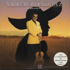 CDs de Música: VICENTE FERNANDEZ / ETERNAMENTE (CD SINGLE 1999). Lote 7296796