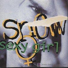 CDs de Música: SNOW / SEXY GIRL (CD SINGLE 1995). Lote 7355884