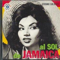 CDs de Música: AL SOL DE JAMAICA, SHE'S GONE, PUT IN ON Y CHANCES ARE POR BOB MARLEY, HOLD ME CLOSER POR EQUALS XX. Lote 12496014