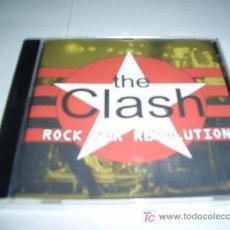 CDs de Música: CD.. THE CLASH - ROCK FOR REVOLUTION. Lote 26632509