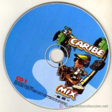 CDs de Música: CD - CARIBE MIX - CD 1 Y CD 2 . Lote 7586335