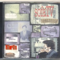 CDs de Música: MARTIN - SOFA TV ( MUSICA ELECTRONICA ,TANGERINE DREAM, KRAFTWERK.....). Lote 221749851