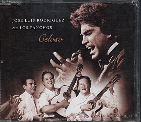 JOSE LUIS RODRIGUEZ / CELOSO (CON LOS PANCHOS) (CD SINGLE) (Música - CD's Latina)