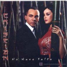 CDs de Música: CRISTIAN / NO HACE FALTA (CD SINGLE DE 2003). Lote 7796142