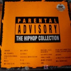CDs de Música: THE HIP HOP COLLECCION-UNIVERSAL-CD+DVD. Lote 22133328
