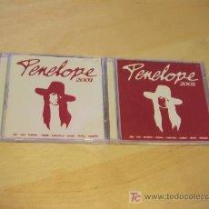 CDs de Música: 2 CD´S DE LA DISCOTECA PENELOPE (2001) HOUSE Y PROGRESIVE - . Lote 27158048