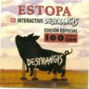 CDs de Música: ESTOPA. CD INTERACTIVO DESTRANGIS (CD- INTERACTIVO 2001). Lote 16455916