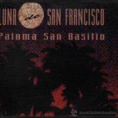 CDs de Música: PALOMA SAN BASILIO / LUNA DE SAN FRANCISCO (CD SINGLE 1994). Lote 82252955