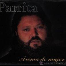 CDs de Música: PARRITA / AROMA DE MUJER (CD SINGLE 1998). Lote 7965675