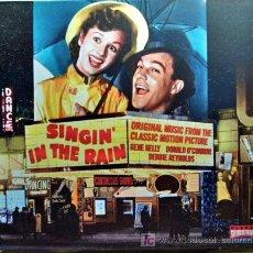 CDs de Música: SINGING IN THE RAIN. Lote 26650087
