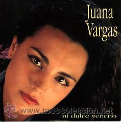 JUANA VARGAS. SINGLE PROMACIONAL (Música - CD's Flamenco, Canción española y Cuplé)