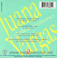 CDs de Música: JUANA VARGAS. SINGLE PROMACIONAL - Foto 2 - 22608503