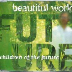 CDs de Música: BEAUTIFUL WORLD / CHILDREN OF THE FUTURE (4 VERSIONES) (CD SINGLE 1995). Lote 8188210