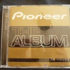 CDs de Música: PIONEER THE ALBUM VOL 3 - HOUSE!!. CD. SELLO BLANCO Y NEGRO!!.. Lote 19428805