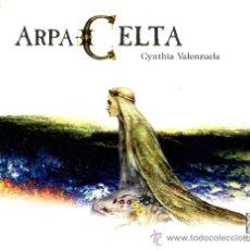 CDs de Música: CYNTHIA VALENZUELA: ARPA CELTA . Lote 8437303
