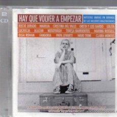 CDs de Música: CD NOSOTRAH + FANGORIA + CLARA MONTES + ROCIO JURADO + MARILIA + ALAZAN + LUCRECIA + ETC. Lote 14462296