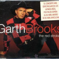 CDs de Música: GARTH BROOKS / THE RED STROKES - AIN´T GOING DOWN (CD SINGLE 1993). Lote 12692882