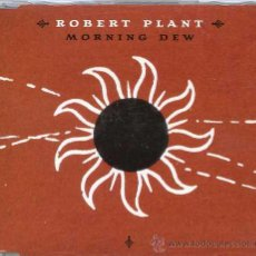 CDs de Música: ROBERT PLANT / MORNING DEW (CD SINGLE 2002). Lote 11296349