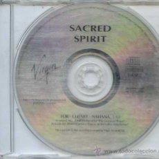 CDs de Música: SACRED SPIRIT / TOR-CHENEY-NAHANA (CD SINGLE 1995). Lote 8823491