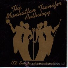 CDs de Música: THE MANHATTAN TRANSFER-THE SPEAK UP MAMBO CDSINGLE 1995. Lote 8832393